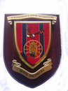 22nd HQ & Support Sqn EOD Royal Engineers Military Wall Plaque Shield